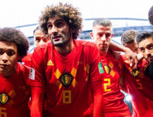 Belgien fortsatt etta på nya rankingen – Sverige tappar en placering