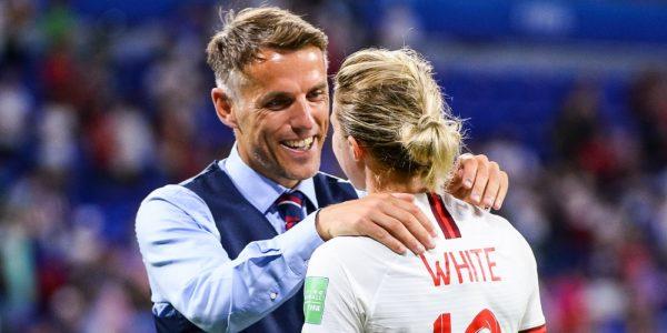 England semifinal mot USA