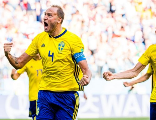 Sverige klättrar efter VM-succén
