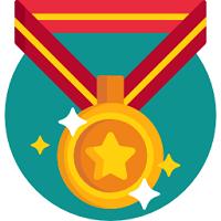 Guldmedaljer