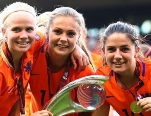 Nederländerna och Argentina klara för VM 2019