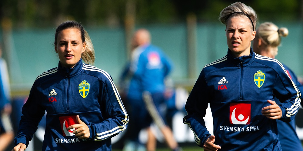 Nathalie Björn & Lina Hurtig