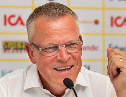 Janne Andersson förlänger sitt kontrakt som förbundskapten