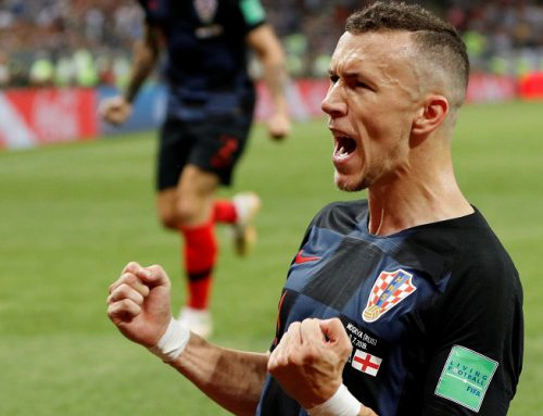 Kroatien kämpar sig till final