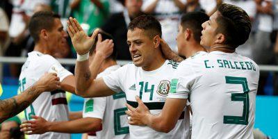Mexiko i VM 2018