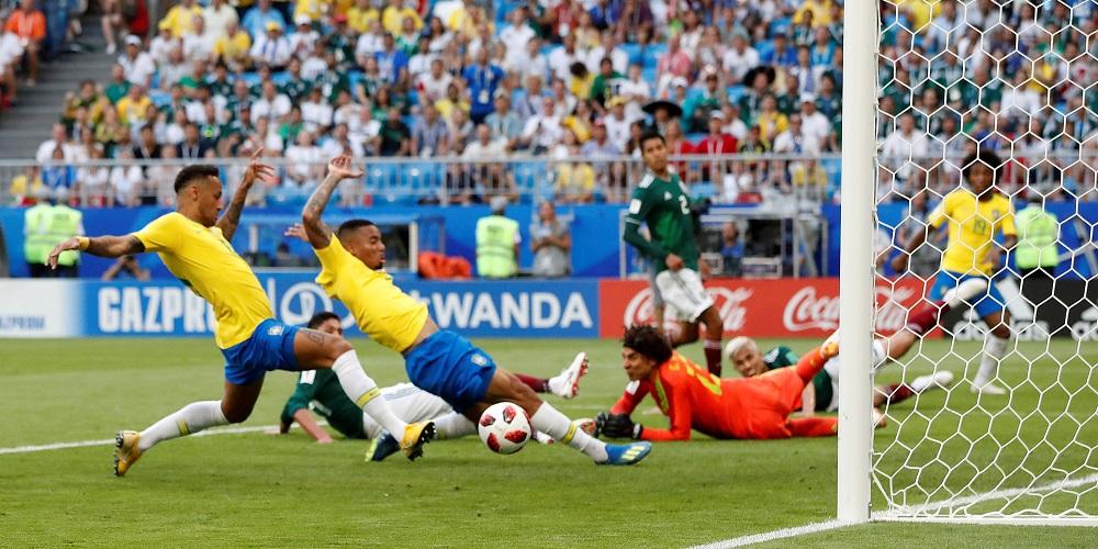 Brasilien till kvartsfinal - Fotbolls-VM 2019 i Frankrike d073c9341c0fc