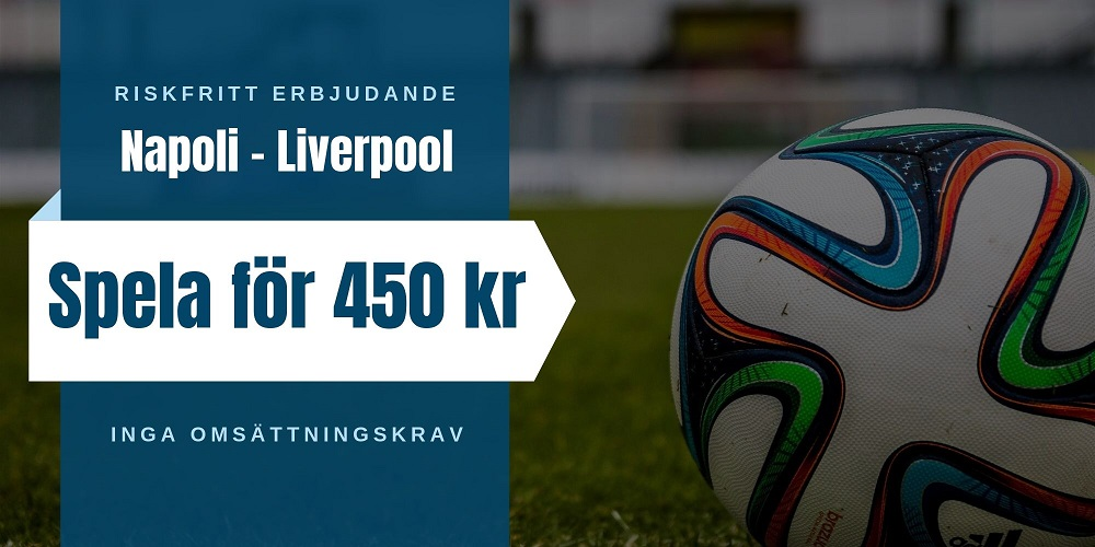 Riskfritt Napoli Liverpool