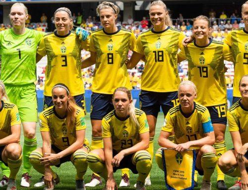 Bronsmatchen: Sveriges startelvan mot England