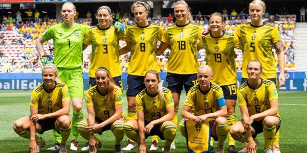 Sveriges startelva dam-vm