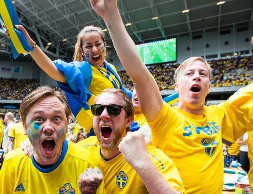 Sverige sjua i årets världsmästerskap