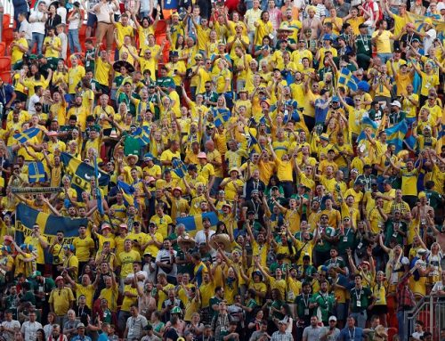 Sverige hamnar i grupp F i Dam-VM