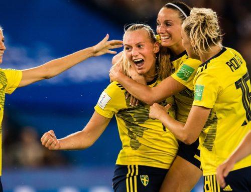 Rekordmånga följde damernas VM i Frakrike