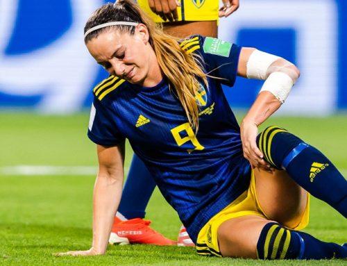 Sverige kämpade väl, men det räckte inte hela vägen
