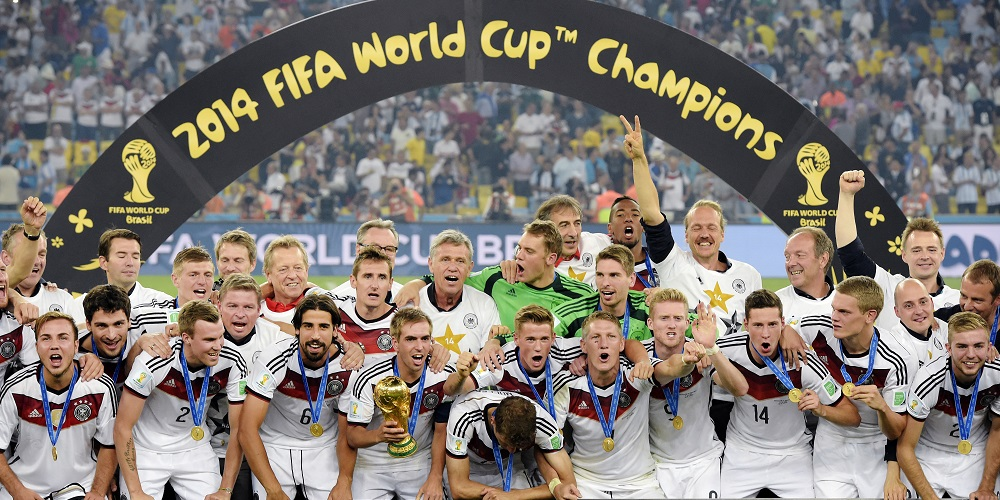 Världsrankingen inför VM - Vem är bäst i varje grupp  - Fotbolls-VM ... c6209bae16717