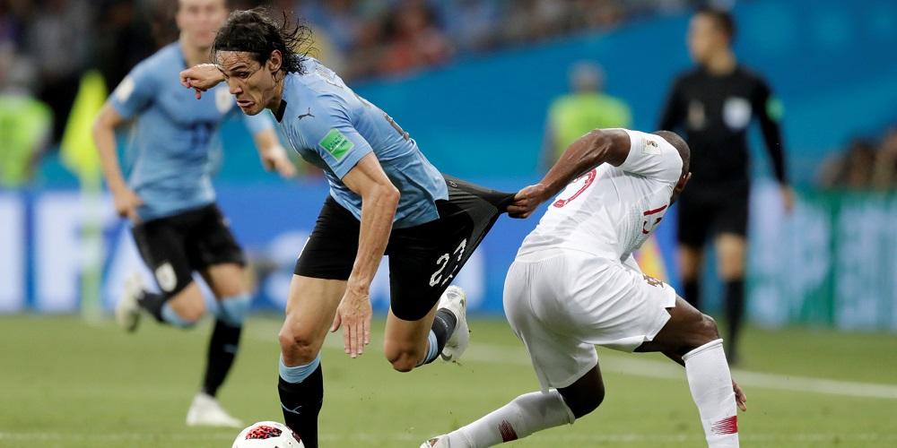 Uruguay och Frankrike först ut i kvarten - Fotbolls-VM 2019 i Frankrike b32b5c2cd04e7
